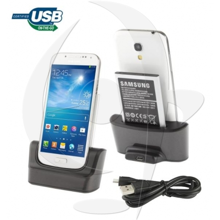chargeur telephone portable samsung galaxy s4 mini. Black Bedroom Furniture Sets. Home Design Ideas
