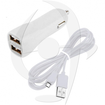 Chargeur allume cigare Samsung Exhibit 4G