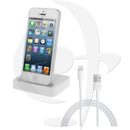 chargeur telephone portable apple iphone 5 16gb. Black Bedroom Furniture Sets. Home Design Ideas